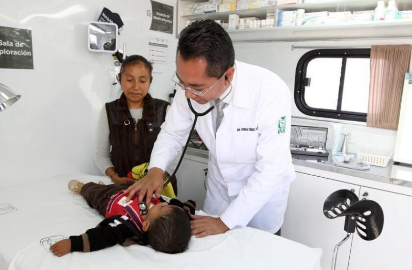 Cerca del 23 % de los niños entre 1 y 4 años padece anemia en México