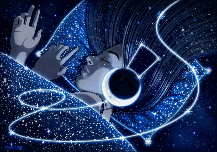 The sleep aid industry is expected to be worth $100 billion by 2023, and audio services from Spotify to Calm cater to the booming anxiety economy.