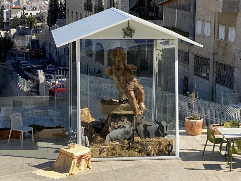 Baby Jesus in Bethlehem