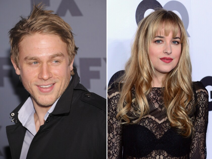 'Fifty Shades of Grey' casting