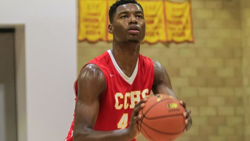 Attorney Michael Avenatti released documents Saturday claiming the guardian of former Cathedral Catholic High center Brandon McCoy was paid by Nike.