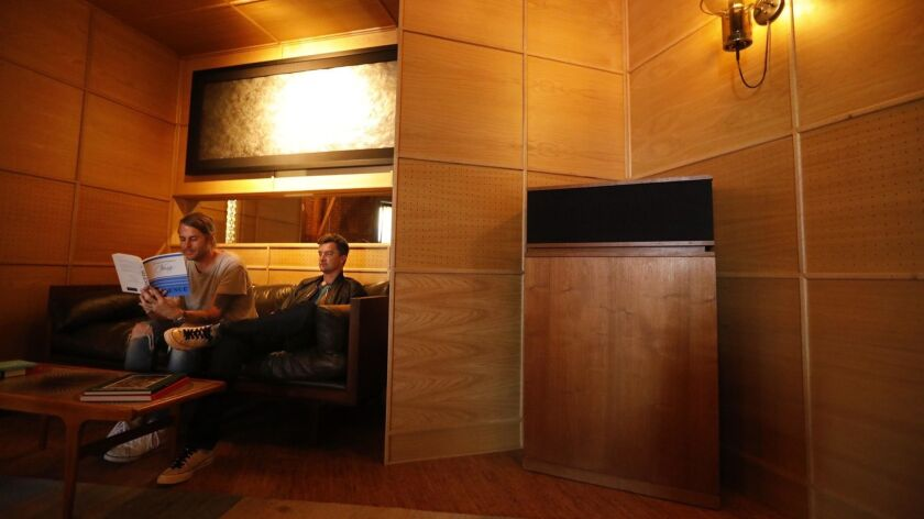 Active listening? Hi-fi bars arrive in Los Angeles as In