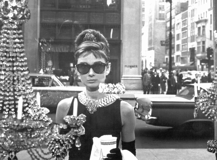"The documentary ""Crazy About Tiffany's"" includes clips from brand-checked films such as ""Breakfast at Tiffany's."""