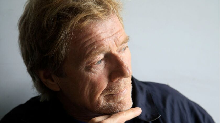 Actor Michael Parks in Santa Monica on August 16, 2011.