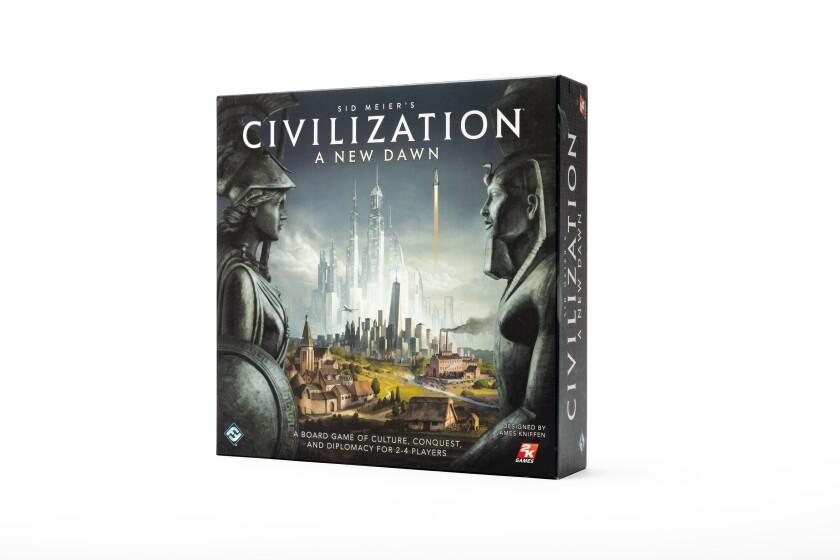 Board game: Civilization, a new dawn