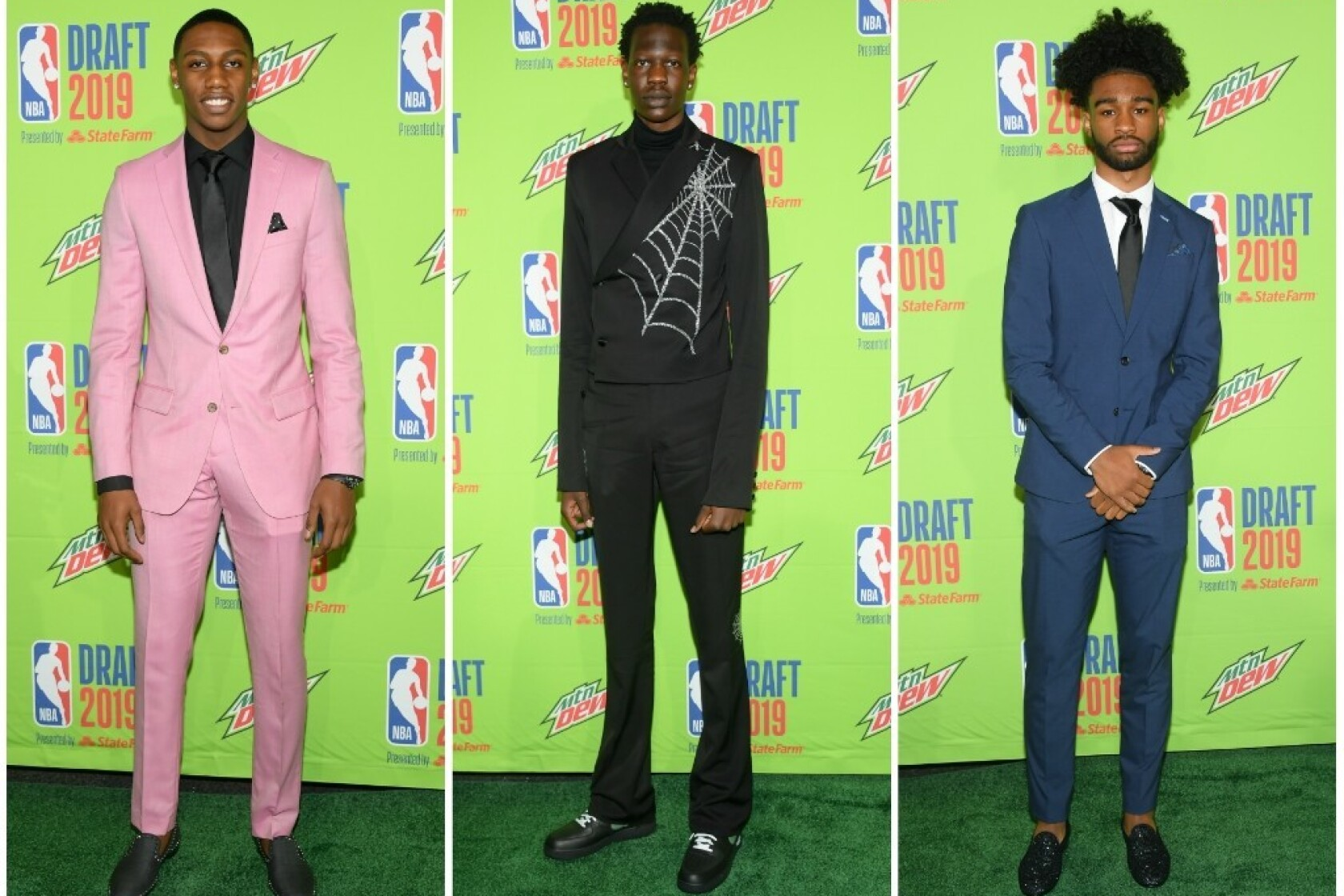 stylewise the 2019 nba draft was all about what you didn