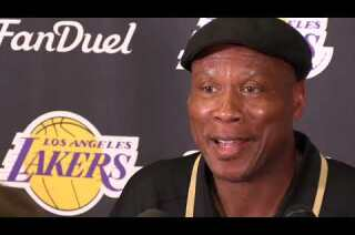 Watch: Lakers Coach Byron Scott meets with media after the season