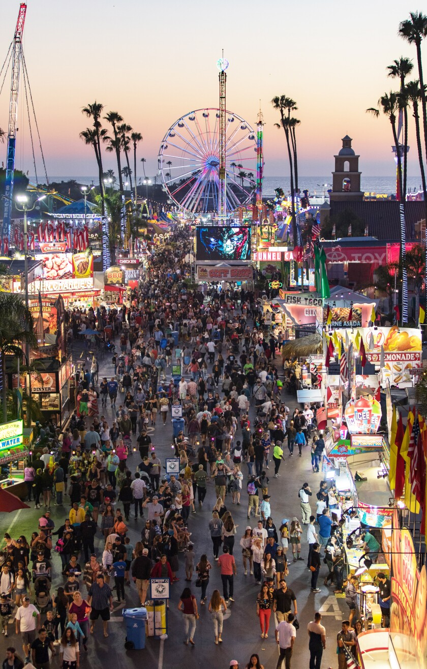 Fun rides and fried foods and music, oh my! - Pomerado News