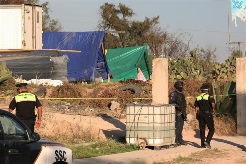 Las autoridades del municipio mexicano de Celaya, en el central estado de Guanajuato, encontraron la fuente radiactiva de baja peligrosidad robada el lunes pasado y por la que se había emitido una alerta en seis estados, informaron hoy fuentes oficiales. EFE/ARCHIVO