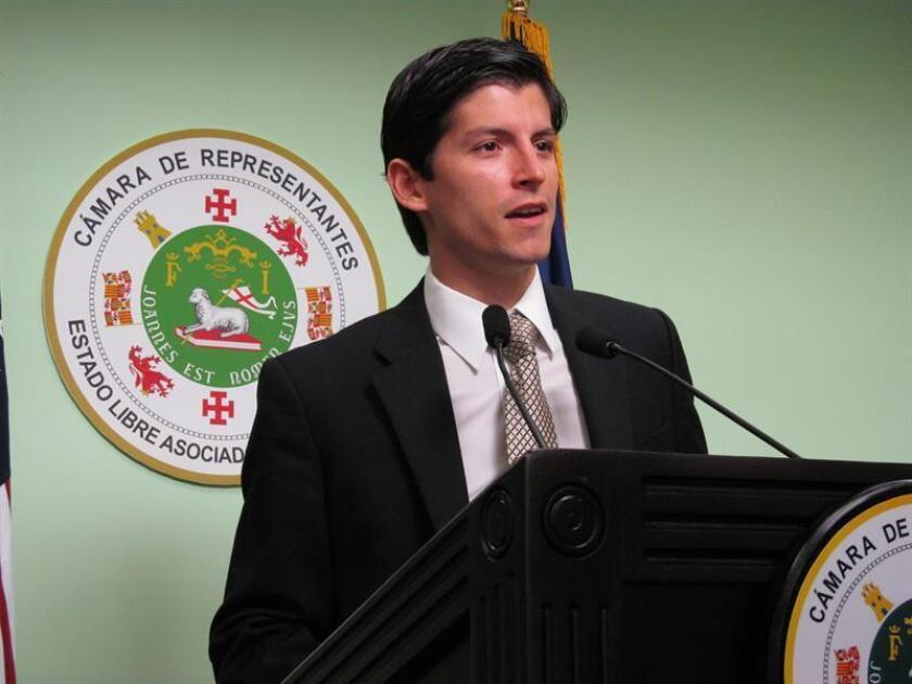 En la imagen, el representante del opositor Partido Popular Democrático (PPD) Manuel Natal Albelo. EFE/Archivo