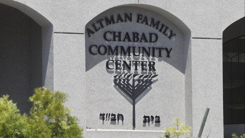 A gunman killed one person and injured three others at the Chabad of Poway synagogue Saturday.