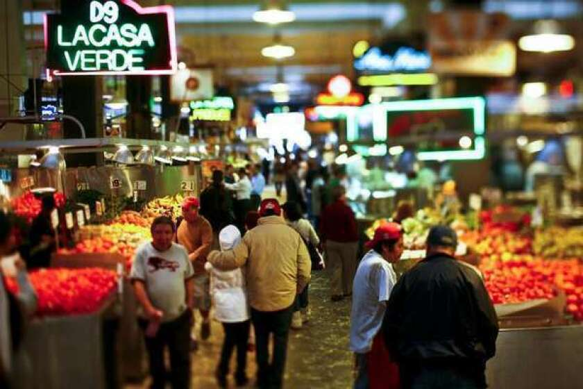 Downtown landmark Grand Central Market is getting radical overhaul