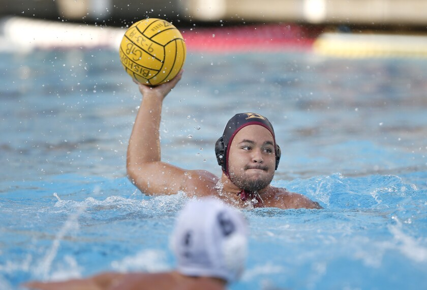 Bishops Water Polo