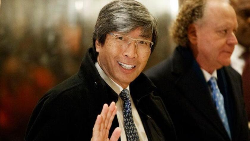 Dr. Patrick Soon-Shiong's investment firm Nant Capital will pay nearly $500 million in cash for the Los Angeles Times and The San Diego Union-Tribune; along with U-T Community Press, which includes La Jolla Light.