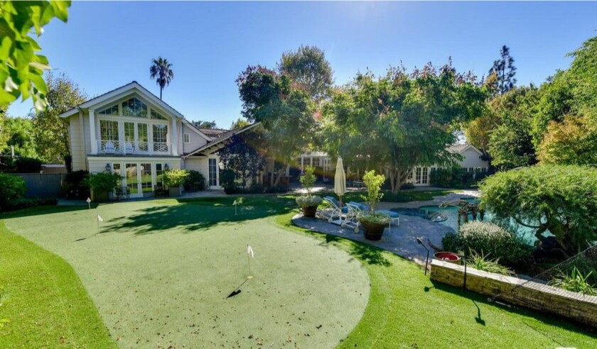 Arn Tellem's Pacific Palisades property | Hot Property