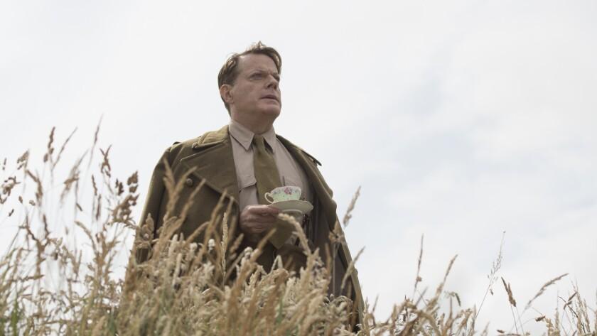 "Eddie Izzard in the film ""Whisky Galore."""