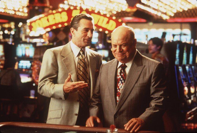 "Robert De Niro and Don Rickles in ""Casino"""