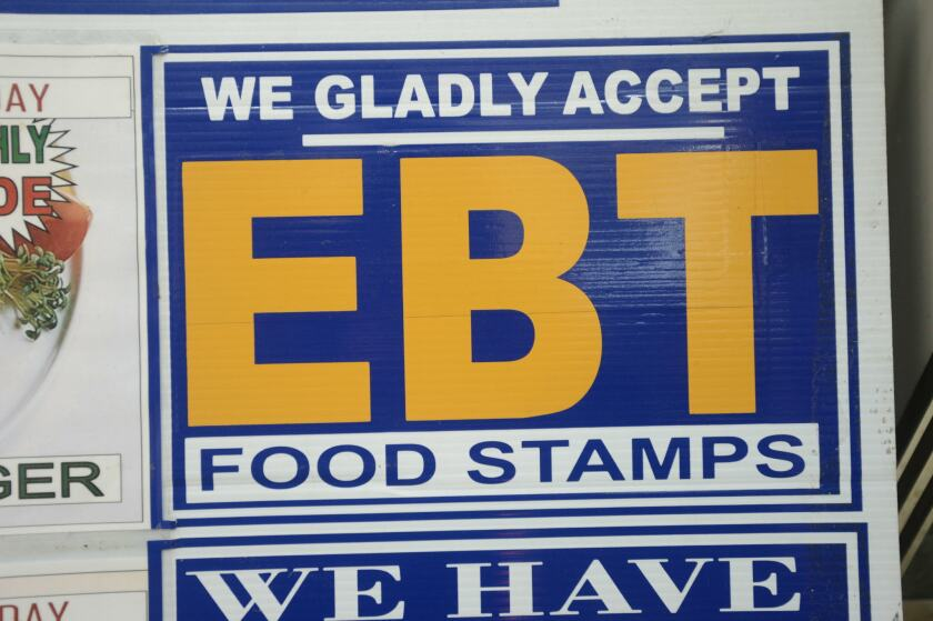 Under new Trump rules immigrant family's may have to choose between food stamps or legal residency.