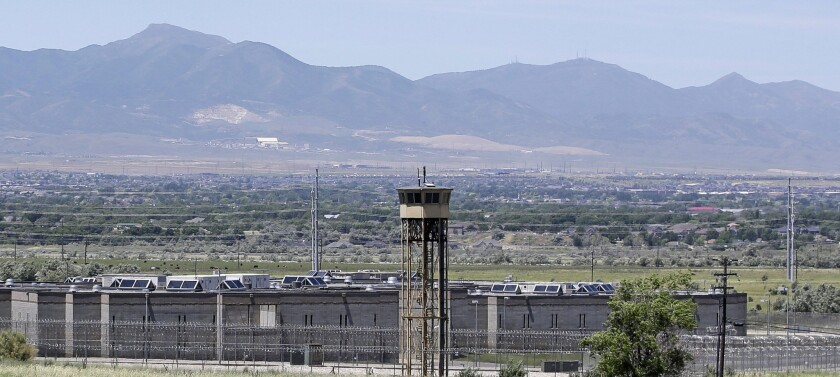 Inmates at Utah State Prison in Draper staged a hunger strike to protest living conditions in the maximum-security facility.