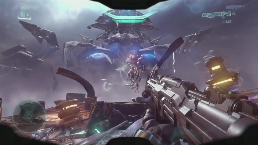 New 'Halo' is technically improved, but lost its heart along