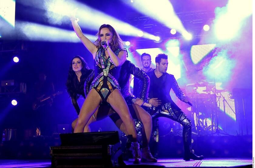 OV7 sigue siendo uno de los hitos del pop latino, por lo que sus reuniones convocan siempre a los fans.