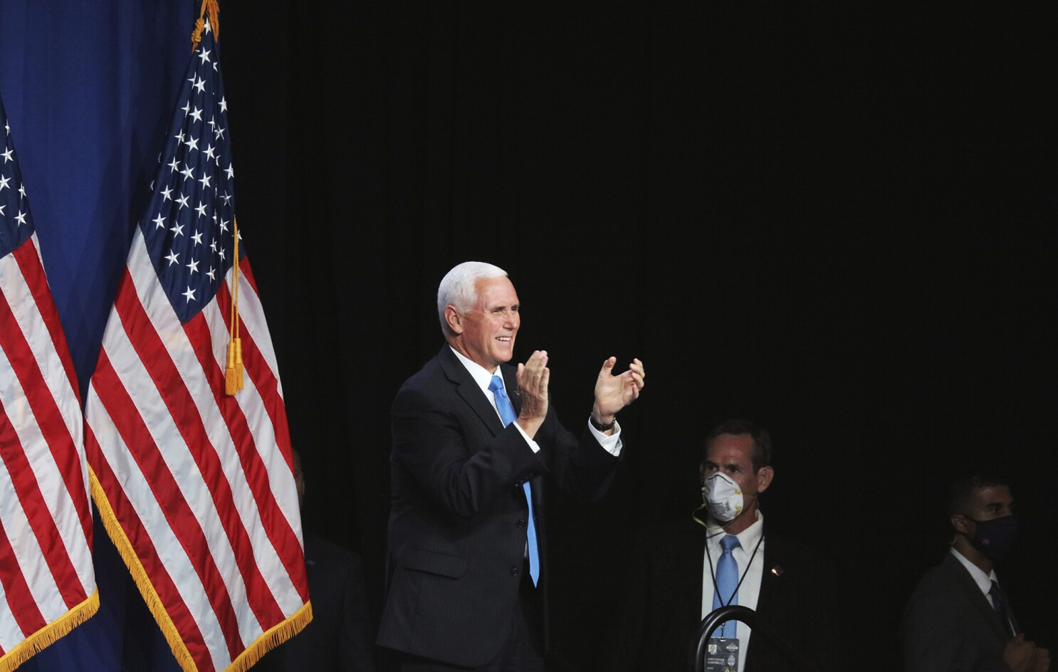 Full Coverage Vice President Mike Pence Republican Vice Presidential Nominee Los Angeles Times