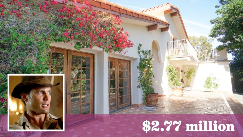 Hot Property | Casper Van Dien and Catherine Oxenberg