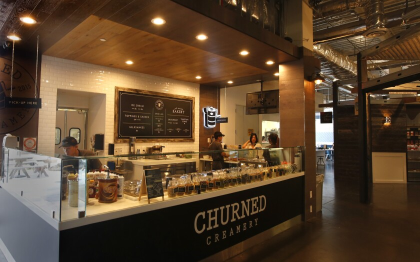 Your guide to Orange County food halls - Los Angeles Times