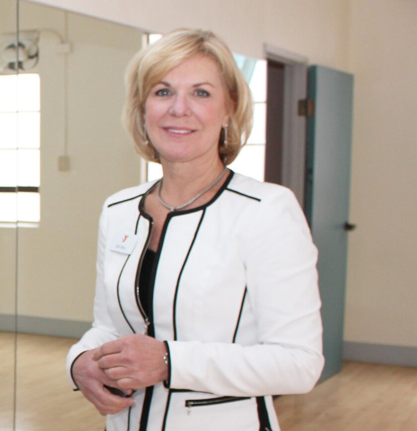 Sue Ball, YMCA regional first vice-president