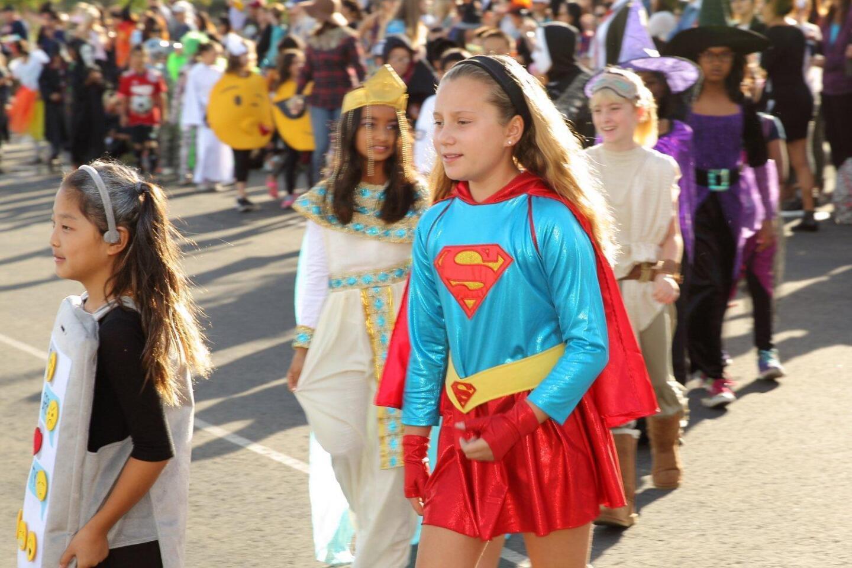 Solana Ranch Halloween Parade