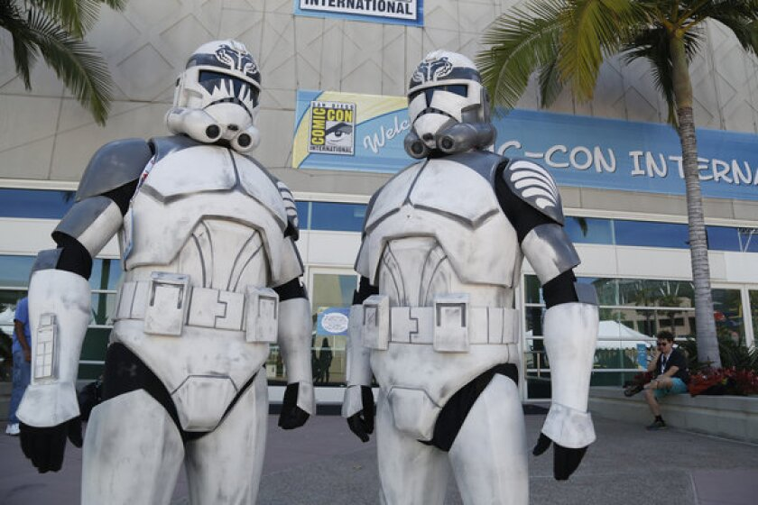 Radio station 'warns' Comic-Con fans about Mayor Filner