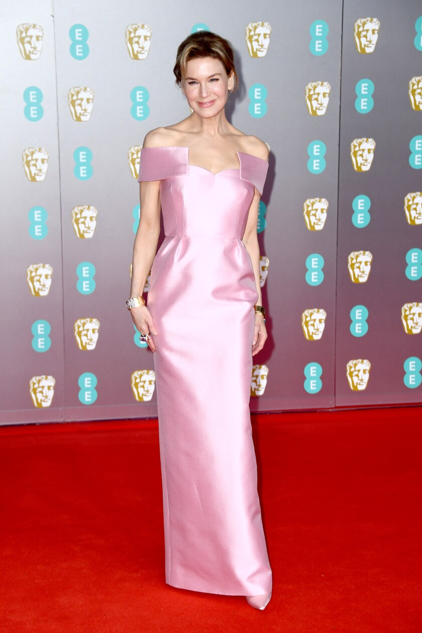 Renée Zellweger at BAFTA