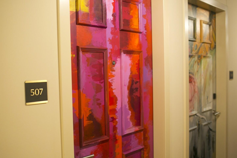 Designer Doors for Charity
