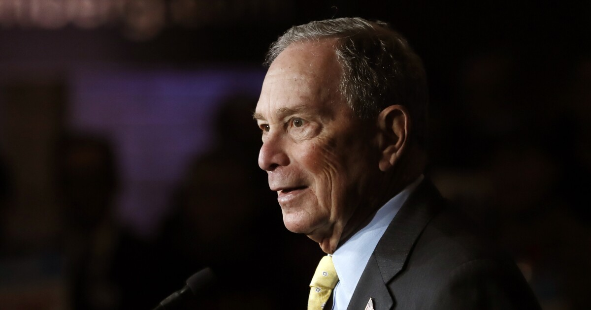 election 2020 michael bloomberg 38176.'
