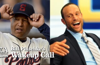 Bill Plaschke's Wakeup Call: the right pick for Dodgers manager