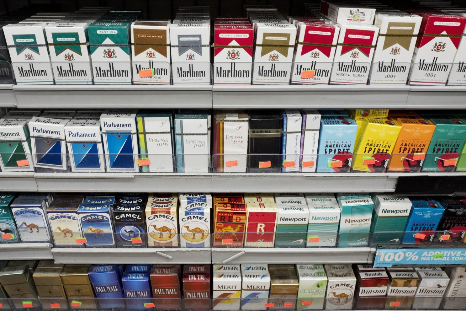 EUA aumenta edad mínima para comprar tabaco a 21 años - San Diego ...