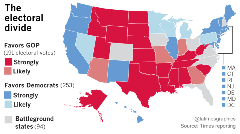 Can Donald Trump redraw the political map? He must to win ... on california counties, california tourist map, california regional map, california election map 2012, california judicial system, california food map, california nature map, california language map, california history map, california climate map, california tourist attractions, california natural resource, california state physical map, california map projection, california resource map, california google maps, california republican democrat map by county, california shaded relief map, lake county california road map, california geographic map,