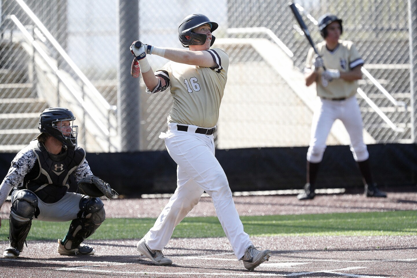 Photo Gallery: St. Francis vs. Canyon Country in Valley Invitational Baseball League