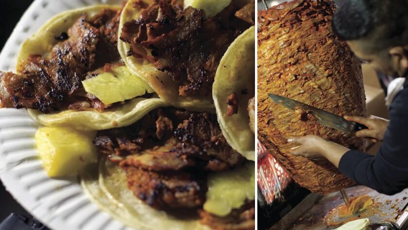 Late-night tacos