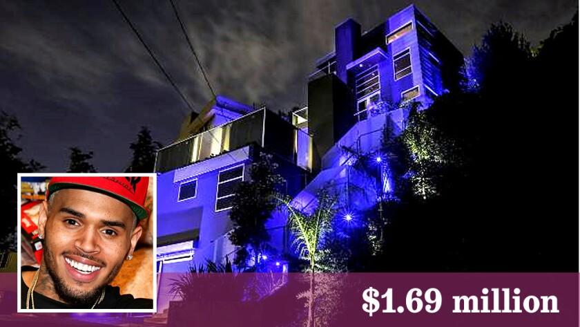 Hot Property   Chris Brown