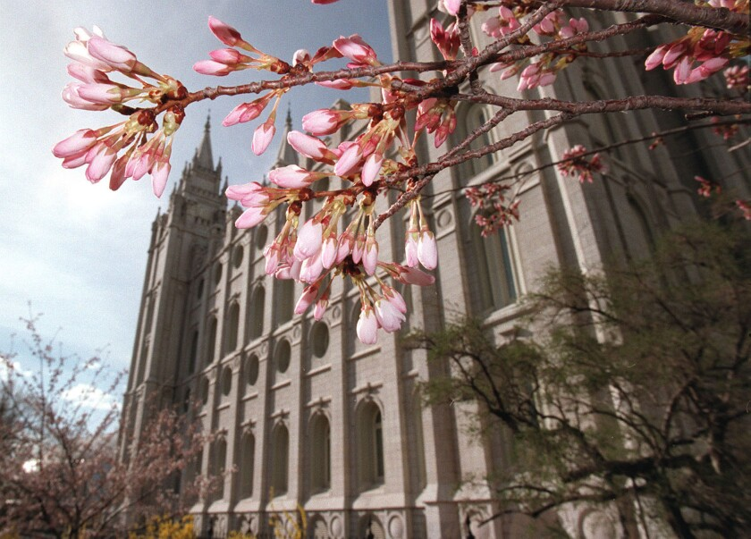 New Mormon policy bans acceptance of children of same-sex couples