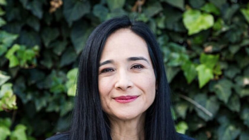 Maria Cabildo, Democratic congressional candidate in California's 34th district.