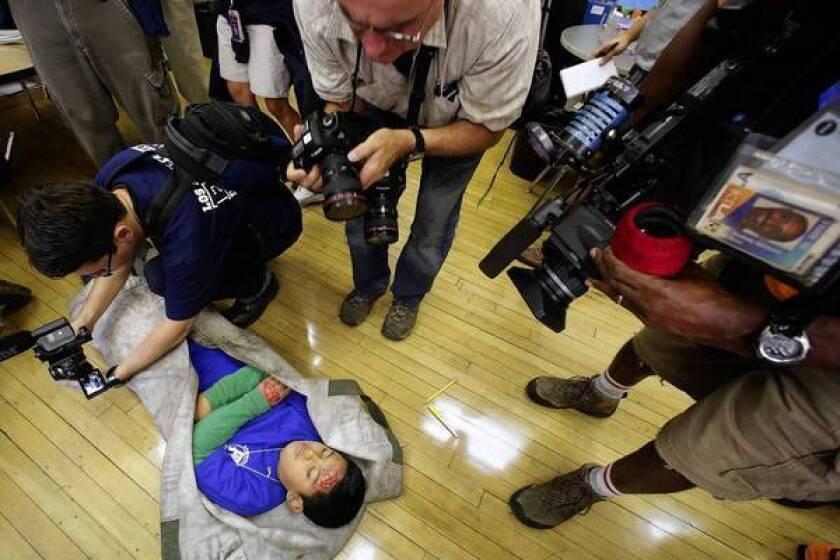 Woefully unprepared in earthquake country