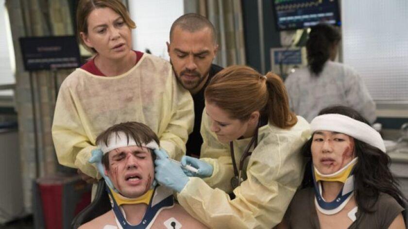 """El objetivo de los investigadores del Hospital St. Joseph de Phoenix (Arizona, EE.UU.) era saber qué percepción de la realidad pueden estar formándose los televidentes y potenciales pacientes al ver """"Grey's Anatomy""""."""