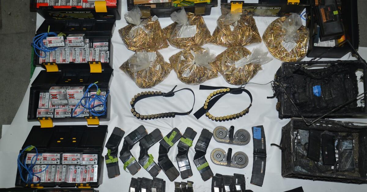 San Jose gunman had 12 guns, 22,000 rounds of ammo at home - Los Angeles Times