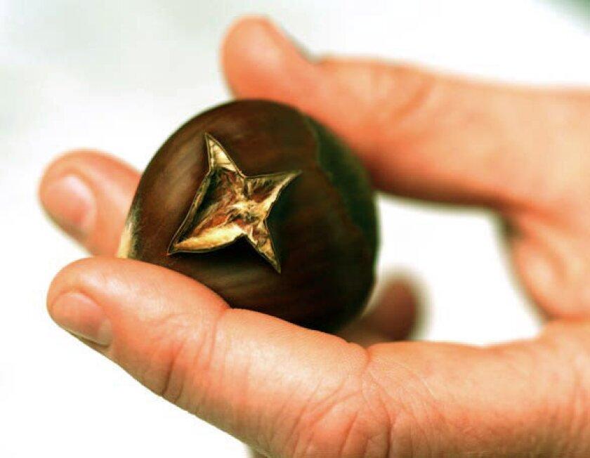 Test Kitchen tips: Peeling chestnuts