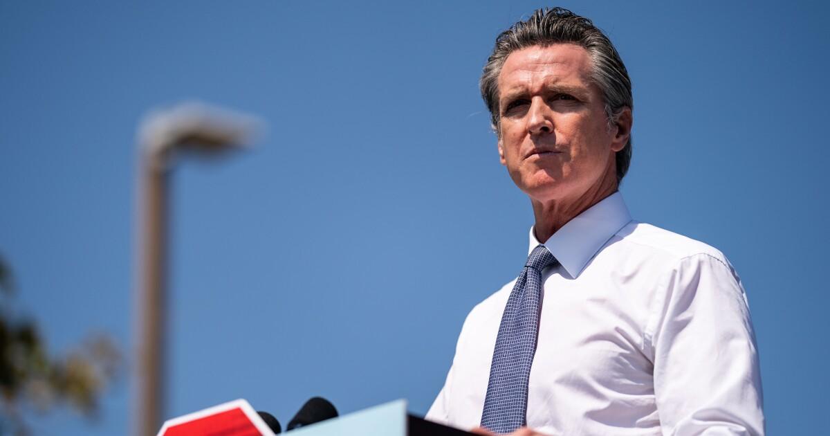 Polls close as California awaits results of Newsom recall election