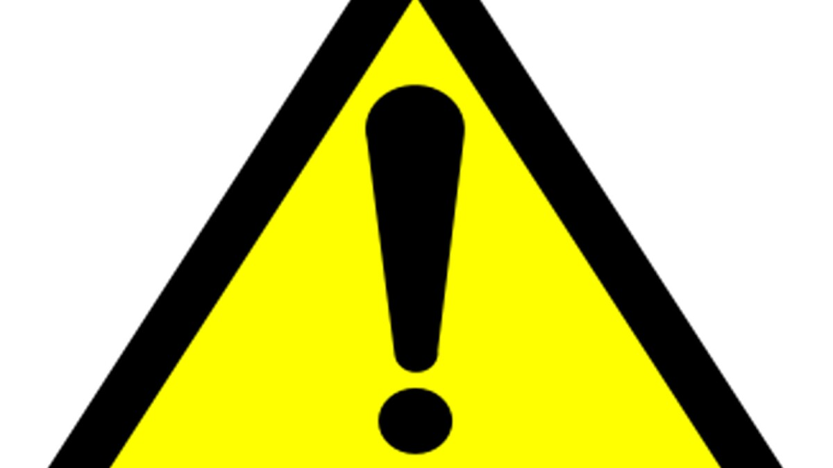 Those California Warning Signs About Cancer Birth Defects Or