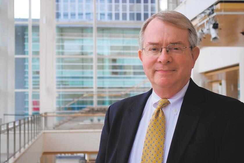 Ted DeDee, president/CEO of La Jolla Music Society