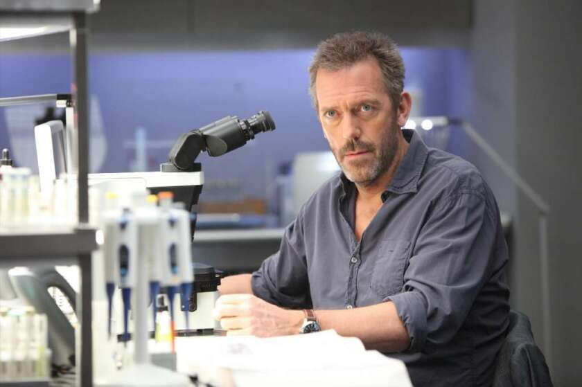 German doctors credit the fictional Dr. Gregory House (played by Hugh Laurie) with helping them diagnose cobalt poisoning in one of their patients.